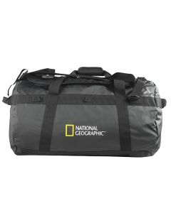 Bolso National Geographic Travel Duffle 110 Lts. Negro