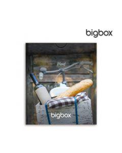 Bigbox Blend: degustaciones gastronómicas, día de spa o actividades de aventura.