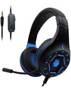 Audifono Gamer KOMC S90 Azul