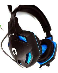 Audifono Gamer KOMC G302 Azul