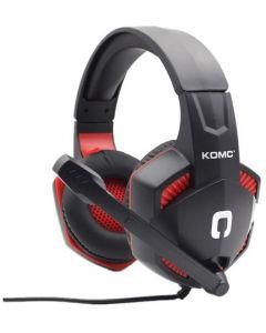 Audifono Gamer KOMC G302 Rojo