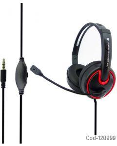 Audifono Gamer PRO-X G30 Rojo