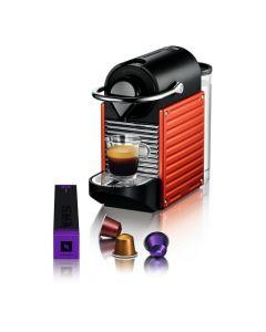 Cafetera Nespresso Pixie Red Single