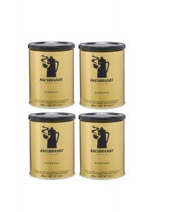 Café  Molido Hausbrandt Espresso  4x