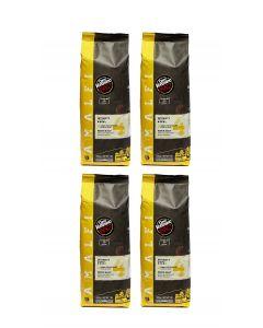 Café En Grano Vergnano Amalfi UTZ 4 paquetes de 500gr