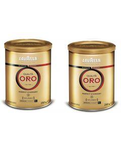 Café Molido Lavazza 2x Qualitá Oro 250 gr