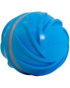Mini Bola Juguete Para Mascota Cheerble Cyclone Azul