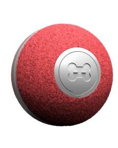Mini Bola Juguete Para Gatos Cheerble M-1 Rojo