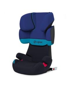 Silla Butaca Cybex Solution X-Fix Azul Moon