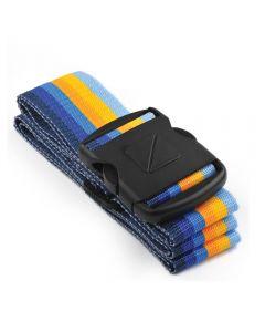 Correa Para Equipaje Multicolor Travel Blue TB-040BL Azul