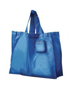Bolso De Compras Plegable 32 L Travel Blue TB-053BL Azul