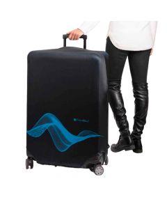 Cubre Maletas M Travel Blue TB-595 Negro