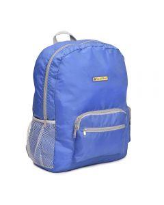 Mochila Plegable Travel Blue TB-065BL Azul