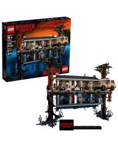 The Upside Down LEGO Stranger Things