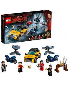 Escape De Los Diez Anillos LEGO Super Heroes