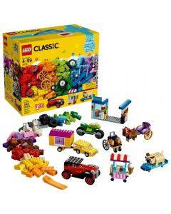 Ladrillos Sobre Ruedas LEGO Classic