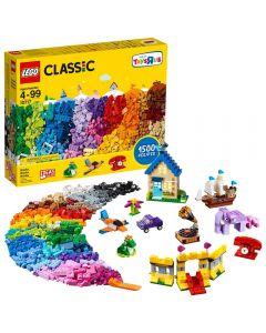 Ladrillos, Ladrillos, Ladrillos LEGO Classic