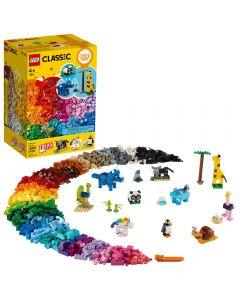 Ladrillos Y Animales LEGO Classic