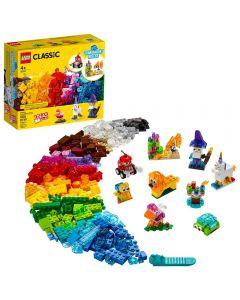 Bricks Creativos Transparentes LEGO Classic