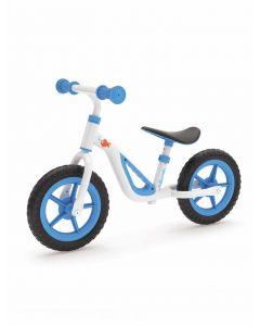 Bicicleta Aprendizaje Niños Chillafish Charlie Azul
