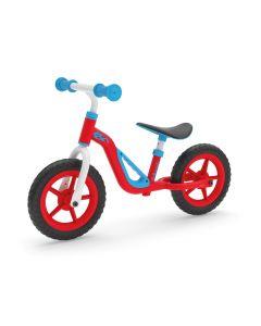 Bicicleta Aprendizaje Niños Chillafish Charlie Roja