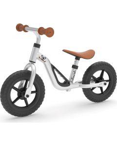 Bicicleta Aprendizaje Niños Chillafish Charlie Plateada