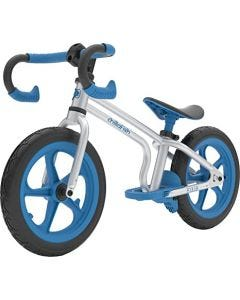Bicicleta de Aprendizaje Chillafish Estilo Fixie Azul