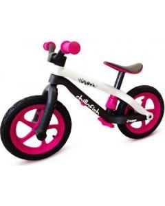 Bicicleta De Equilibro Chillafish Bmxie 02 Rosada
