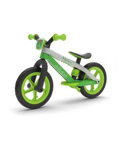 Bicicleta De Equilibro Niños Chillafish Bmxie 02 Verde