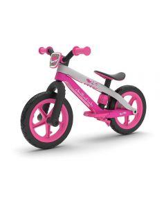 Bicicleta De Equilibro Niños Chillafish Bmxie 02 Rosa