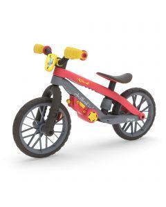 Bicicleta De Aprendizaje Niños Chillafish Bmxie 03 Moto Roja