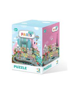 Puzzle DoDo D300169 Ciudad de Paris 120 piezas