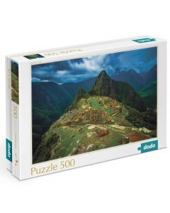 Puzzle Dodo Machu Pichu 500 Piezas Verde