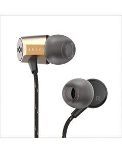 Audífonos Marley Uplift 2 Brass In Ear Negro