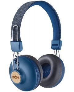 Audífonos Bluetooth Marley Positive Vibration 2 Denim