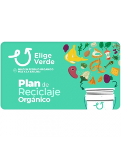 Plan 20 Litros por 3 meses en Elige Verde