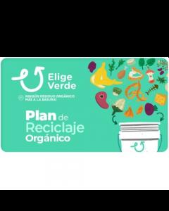 Plan 5 Litros por 3 meses en Elige Verde