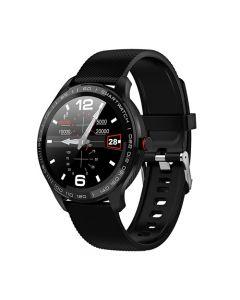 Smartwatch Keiphone F4 Plus Negro Silicona