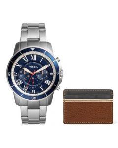 Reloj Metal Fossil FS5336SET Hombre