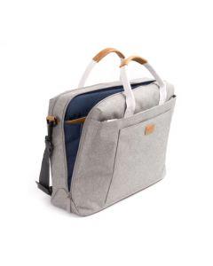 Maletín Golla Commuter Bag para MacBook 14 Gris