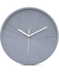 Reloj Mural Tecno Oslo Gris G277 Gris