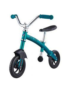 Bicicleta de Aprendizaje GBike Deluxe GB0025 Verde Agua
