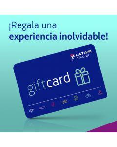 Gift Card $50.000 de uso en oficinas de venta LATAM Travel Chile