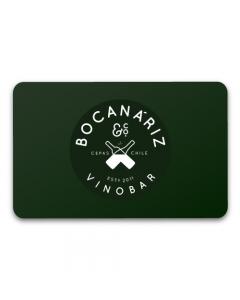 Gift Card $50.000 en Bocanariz