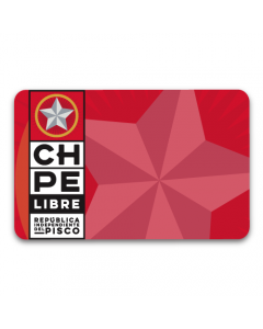 Gift Card $50.000 en CHIPE Libre