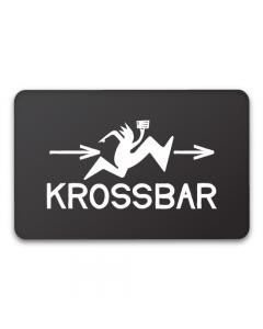 Gift Card $50.000 en Krossbar