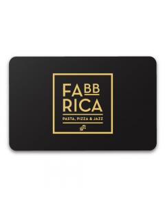 Gift Card $25.000 en La Fabbrica