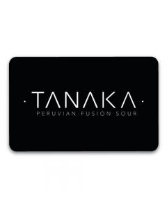 Gift Card $50.000 en Tanaka