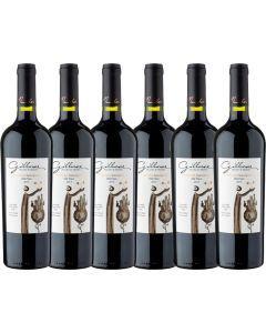 Pack 6 Vinos Hacedor de Mundos Cabernet Sauvignon 750cc