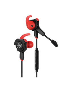 Audífono In Ear Gamer Marvo Con Micrófono Gp001 Scorpion